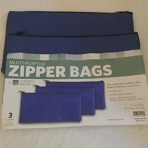 Other - Multi-Purpose Zipper Bags